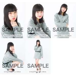 松岡はな 生写真 HKT48 2019年03月 vol.1 個別 5種コンプ|fuwaneko