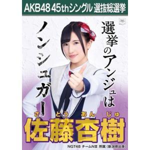 佐藤杏樹 生写真 AKB48 翼はいらない 劇場盤|fuwaneko