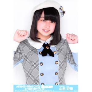 山田杏華 生写真 AKB48 49thシングル 選抜総選挙 ランダム グループコンサートVer.|fuwaneko