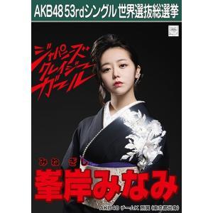 峯岸みなみ 生写真 AKB48 Teacher Teacher 劇場盤特典|fuwaneko