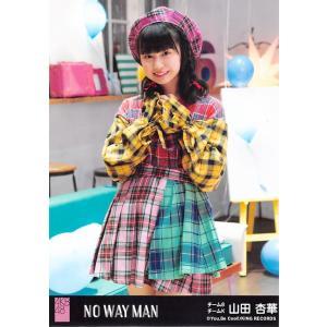 山田杏華 生写真 AKB48 NO WAY MAN 劇場盤 最強ツインテールVer.|fuwaneko