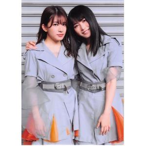 竹内美宥 横山由依 生写真 AKB48 NO WAY MAN 店舗特典 ぐるぐる王国|fuwaneko
