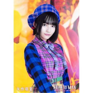 矢作萌夏 生写真 AKB48 NO WAY MAN 通常盤封入 最強ツインテールVer.|fuwaneko