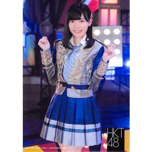 運上弘菜 生写真 HKT48 意志 店舗特典|fuwaneko