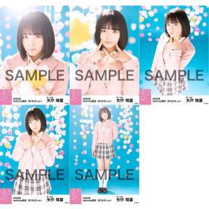 矢作萌夏 生写真 AKB48 2019年03月 vol.1 個別 5種コンプ|fuwaneko