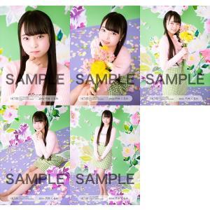 竹本くるみ 生写真 HKT48 2019年03月 vol.2 個別 5種コンプ|fuwaneko
