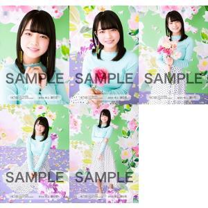 水上凜巳花 生写真 HKT48 2019年03月 vol.2 個別 5種コンプ|fuwaneko