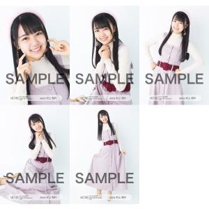 村上和叶 生写真 HKT48 2019年04月 vol.1 個別 5種コンプ|fuwaneko
