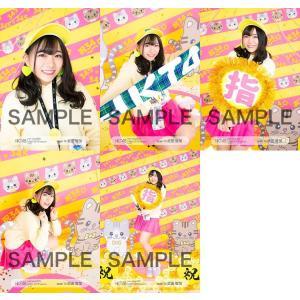 武田智加 生写真 HKT48 2019年04月 vol.2 個別 5種コンプ|fuwaneko