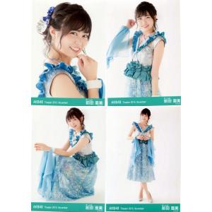 前田亜美 生写真 AKB48 Theater 2015.November 月別11月 4枚コンプ fuwaneko