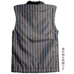 袖なし半纏 はんてん 男性 綿入れ ちゃんちゃんこ 日本製|fuwari|17