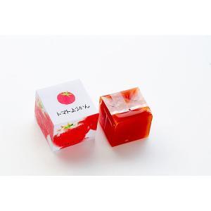 トマトようかん 1個箱入 fuzi-tokusann
