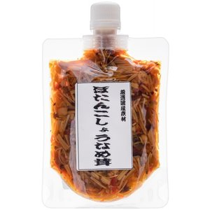 ぼたんこしょうなめ茸 170g|fuzi-tokusann