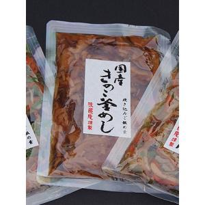 炊き込みご飯の素 きのこ釜めし 160g|fuzi-tokusann