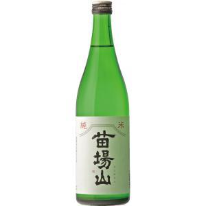 清酒純米酒 苗場山 720ml|fuzi-tokusann
