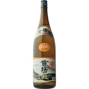 清酒 本醸造 苗場山 1.8L|fuzi-tokusann