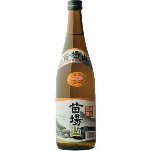 清酒 本醸造 苗場山 720ml|fuzi-tokusann