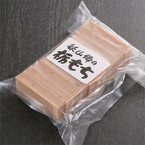 秋山郷の栃もち 400g (10切)|fuzi-tokusann