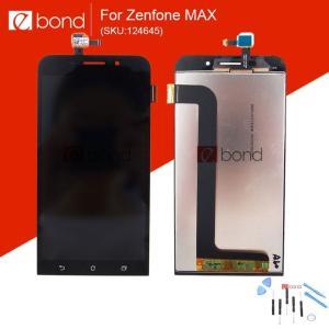 【工具付き】ASUS Zenfone MAX(ZC550KL) 液晶 パーツ 画面 LCD 修理 交換 部品 白/黒 (郵便/メール便配送)|fwsotre