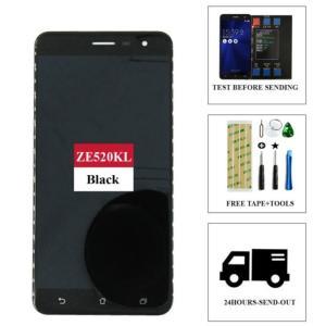 【工具付き】ASUS Zenfone 3(ZE520KL)5.2インチ 液晶 パーツ 画面 LCD 修理 交換 部品 (郵便/メール便配送)|fwsotre