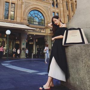 セットアップ ツーピース 半袖 ロング丈 スカート 大きいサイズ プリーツスカート ストラップ キャミ シフォン ブラック 黒 ホワイト 白 訳あり品|g-c