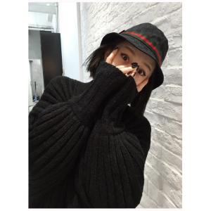 ロングカーディガン 長袖 ニット セーター カジュアル フリーサイズ グリーン カーキ ブラック グレー 秋 冬|g-c|06