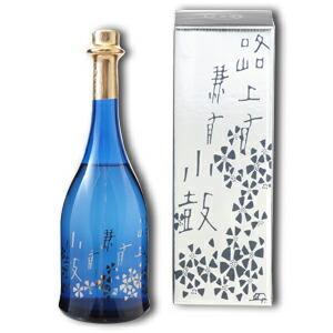 西山酒造場 小鼓 純米大吟醸  路上有花 葵 ろじょうはなあり あおい 720ml 日本酒 兵庫 丹波