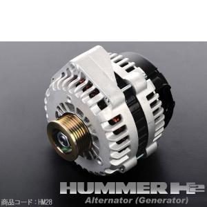 ハマーH2 タホ サバーバン エスカレード オルタネーター 145A HM28|g-cr