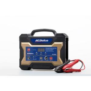 AC DELCO エーシーデルコ 全自動バッテリー充電器 AD-2002|g-crossnet
