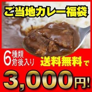 ご当地カレー「地カレー家詰め合わせ福袋(3000円セット)」送料無料...