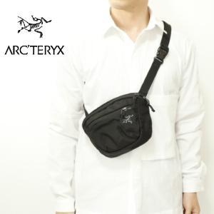 アークテリクス ARC'TERYX マンティス 1 ウエストパック 小型 コンパクト 通勤 通学 旅行 トラベル かばん 鞄 肩掛け ショルダー ボディバッグ 定番アイテム g-field