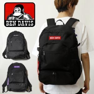 リュック バッグ デイパック BEN DAVIS ベンデイビス TRAVELLER DAYPACK  鞄 BAG 旅行 トラベル 通勤 通学 カジュアル ギフト プレゼント g-field