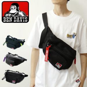 ボディバッグ ショルダーバッグ トラベル 通勤 通学 BEN DAVIS ベンデイビス POCKET BODYBAG 鞄 BAG 旅行  カジュアル ギフト プレゼント g-field