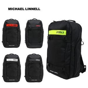 マイケルリンネル バックパック リュック フラップ  かばん 2Flap Backpack MICHAEL LINNELL メンズ レディース ユニセックス ギフト プレゼント g-field