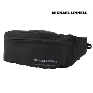 マイケルリンネル ボディバッグ ウエストバッグ コンパクト MICHAEL LINNELL 小型 ユニセックス メンズ レディース ギフト プレゼント かばん 肩掛け g-field