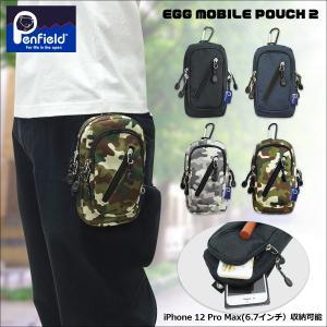 ペンフィールド Penfield スマホポーチ メンズ レディース スマホ収納 エッグモバイル ポーチ ベルトポーチ 携帯バッグ|g-fine