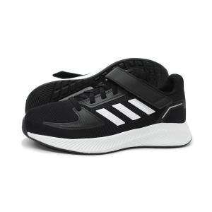 adidas アディダス スニーカー キッズ ジュニア 子供 コア ファイト CORE FAITO C FZ0113 コアブラック 黒 小学生 運動靴 運動会 遠足|g-fine