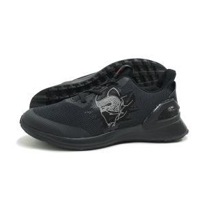 【KID'S】adidas(アディダス)STARWARS KYLO REN K(スターウォーズ カイロレン キッズ)(G27546/コアブラック) 子供靴 スニーカー プレゼント 黒 運動会 遠足 g-fine