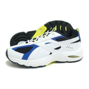 PUMA(プーマ)CELL SPEED(セル スピード)(370700-02/ホワイト ギャラクシーブルー) スニーカー 靴 メンズ 白 青|g-fine
