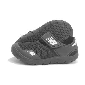 ニューバランス new balance キッズ サンダル 子供靴 YO208 BK2 ブラック 黒 ジュニア スポーツサンダル 子供用サンダル ストラップ 水遊び プール g-fine
