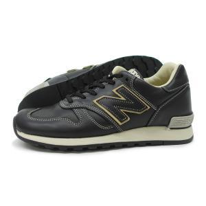 ニューバランス new balance スニーカー メンズ M670 KKG ブラック UK製 イングランド製 英国製  運動靴|g-fine