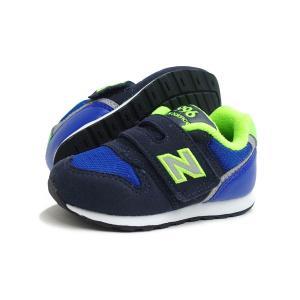 【BABY】new balance(ニューバランス)IZ996 DN(ブルー/ライム)子供靴 ファーストシューズ 赤ちゃん 靴 ベビー靴 出産祝い ギフト 運動会 遠足|g-fine