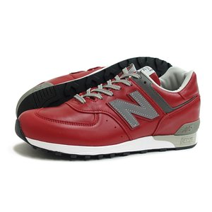 new balance(ニューバランス)M576 RED(レッド) UK製 イングランド製 英国製 赤 スニーカー 運動靴 メンズ|g-fine