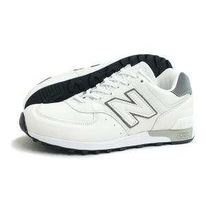 new balance(ニューバランス)M576 WWL(ホワイト) UK製 イングランド製 英国製 白 スニーカー 運動靴 メンズ|g-fine