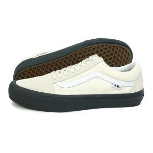 VANS(バンズ)Old Skool Pro(オールド スクール プロ)(VN000ZD4U20)(クラシックホワイト/ブラック) スニーカー 靴 白 メンズ レディース|g-fine