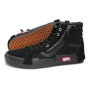VANS(バンズ)SK8-HI RESISUE CA(VN0A3WM1276)(ブラック) スニーカー メンズ レディース ハイカット 海外企画 靴|g-fine