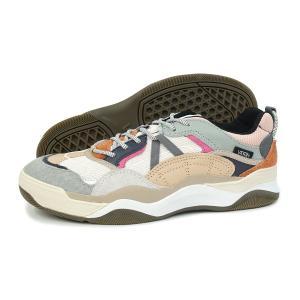 VANS(バンズ)VARIX WC(ヴァリクス WC)(VN0A3WLNVUD)(マルチ) スニーカー 靴 ピンク グレー ホワイト メンズ レディース|g-fine