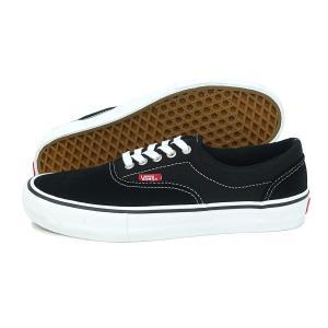 VANS(バンズ)Era Pro(エラ プロ)(VN000VFB1OJ)(ブラック/ホワイト/ガム) スニーカー 靴 黒 メンズ レディース|g-fine
