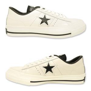 CONVERSE(コンバース)ONE STAR J(ワンスター J)(ホワイト/ブラック)|g-fine|05