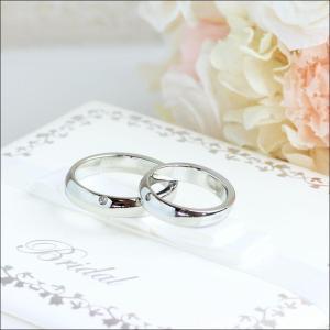 ■指輪2本ペア価格です。 (純白ブライダルケース付き)   フランス語で明るい、澄んだ、光、という...